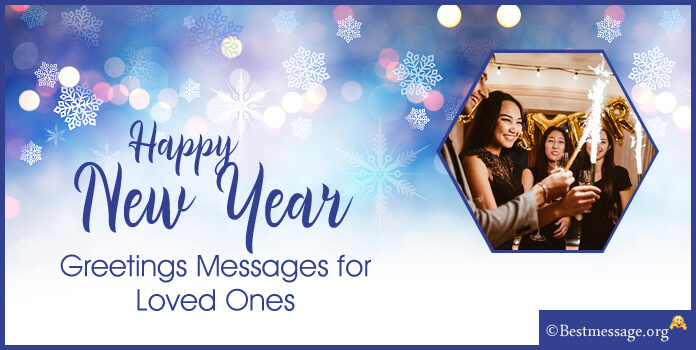 New Year Messages for Loved Ones