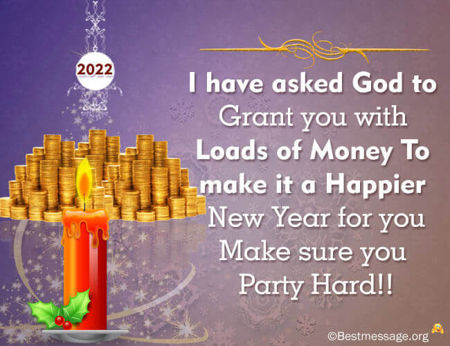 New Year Wishes Messages 2017