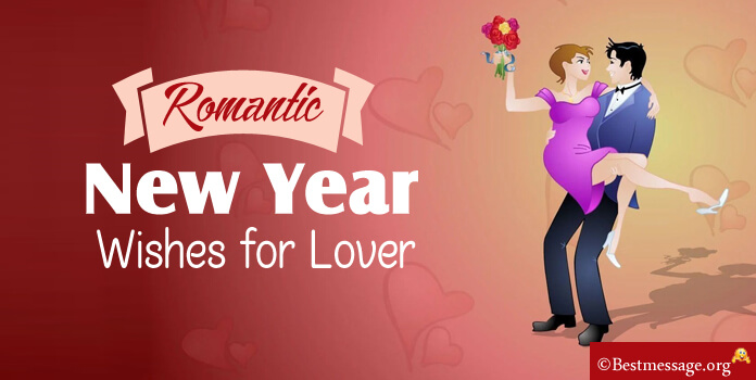 Romantic Happy New Year Messages for Lover