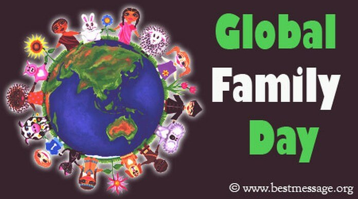 Global Family Day Wishes 2017