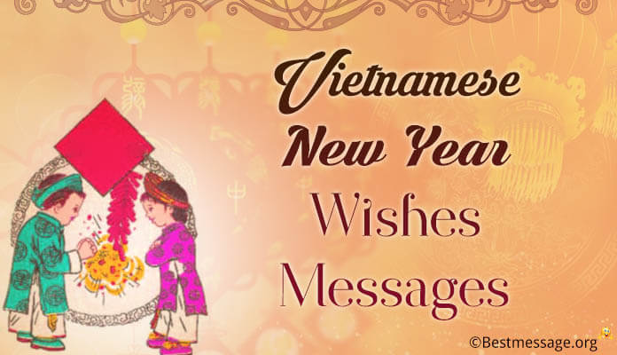 Vietnamese Happy New Year Wishes messages