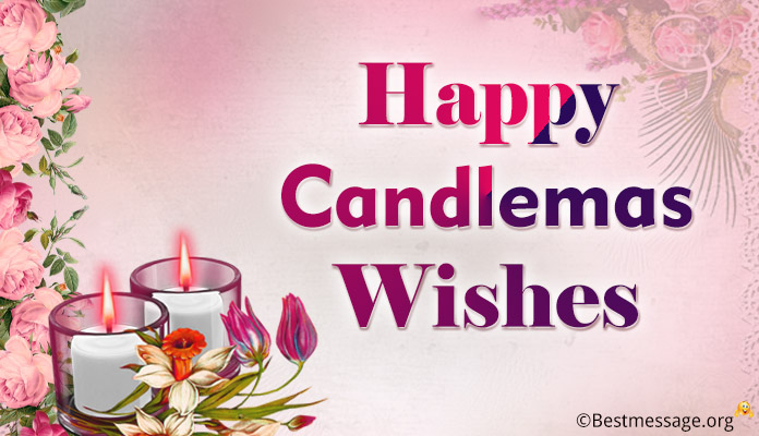 Happy Candlemas Wishes and Text Messages