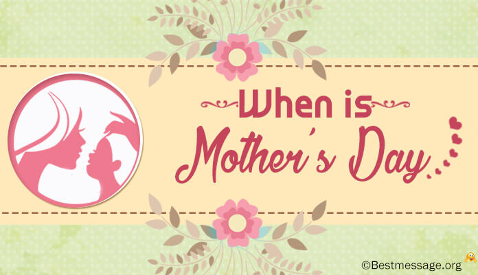 When is Mother's Day