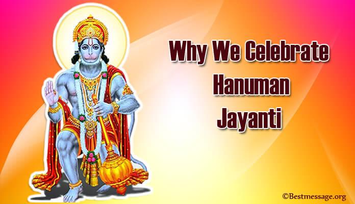 Celebrate Hanuman Jayanti