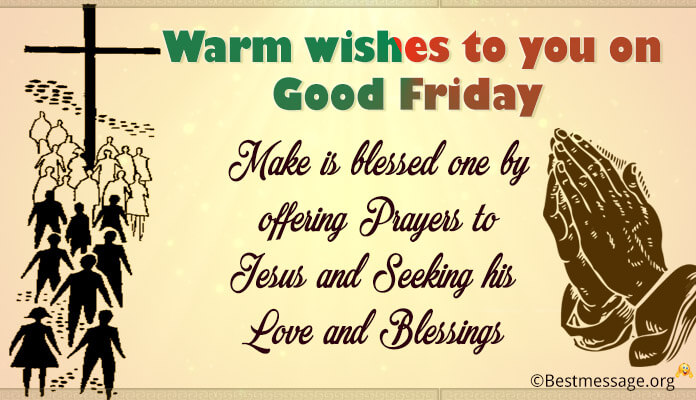 Happy Good Friday picture, Images with Messages