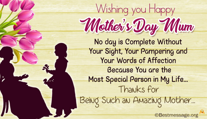 Mother's Day 2017 Message Wallpapers, Photos, and Greeting Cards Images