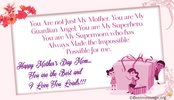 Happy Mothers Day 2017 Messages Images, Mothers Day Wishes Pictures
