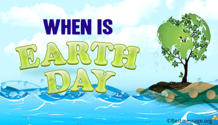 When is Earth Day 2017