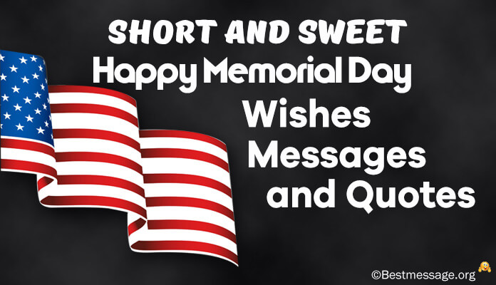 Happy Memorial Day Wishes Messages and Quotes