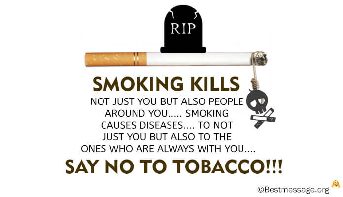 World No Tobacco Day smoking Wish Message Pictures And Images