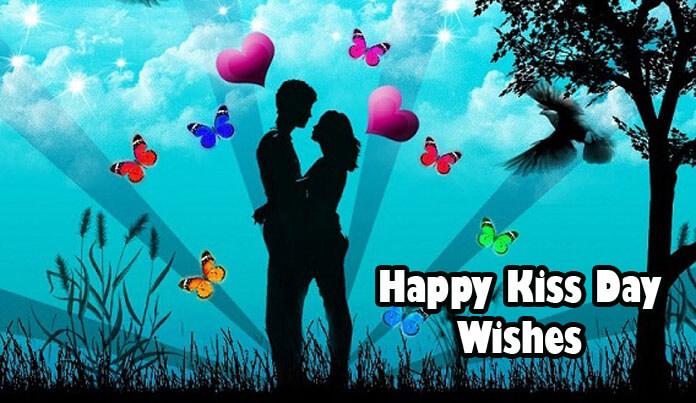 Kiss Day Wishes, Messages Girlfriend and Boyfriend, Kiss Day Images, Wallpaper, Photo