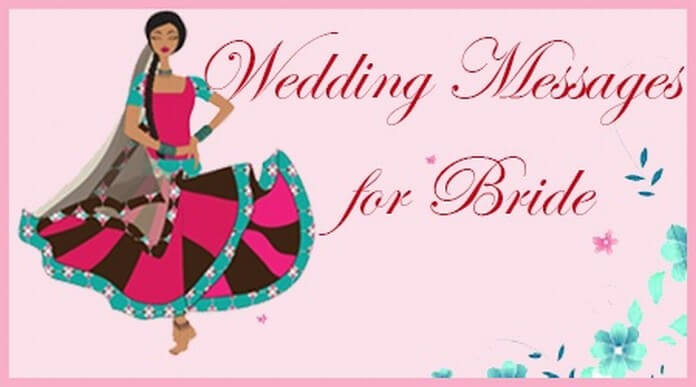Wedding messages for bride best wishes for bride wedding messages for bride m4hsunfo