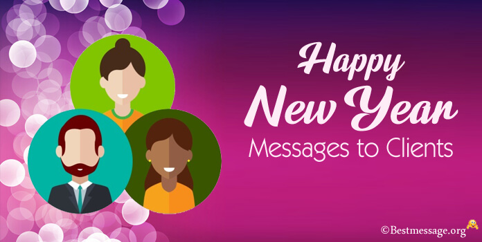 sample new year messages to clients
