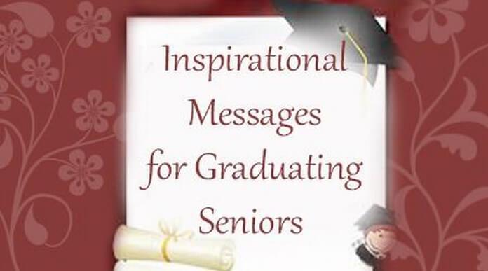 Inspirational Messages for Graduating Seniors, Inspirational ...