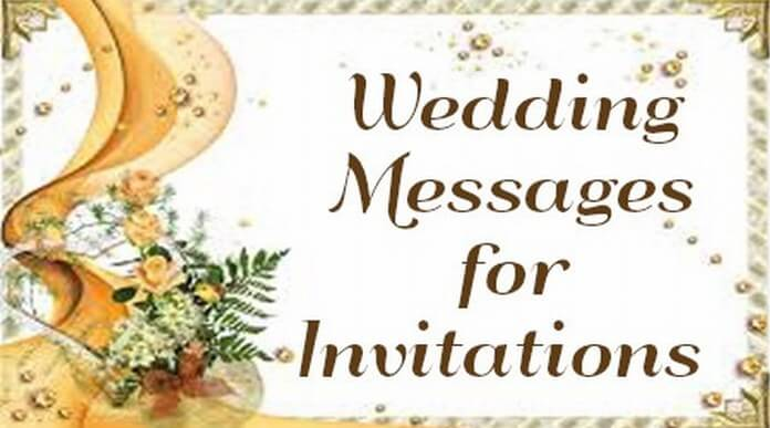 Wedding messages for invitations wedding invitation wording samples wedding invitations messages filmwisefo