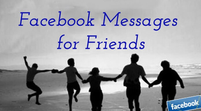 Funny Facebook Messages for Friends