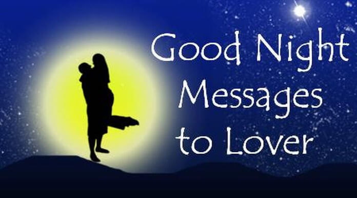 Goodnight Lover Messages
