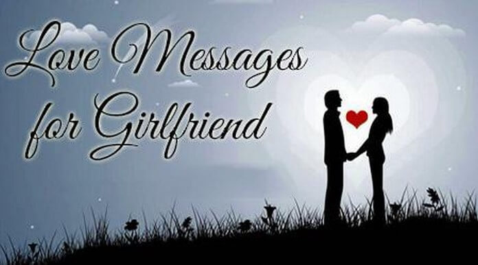 love text messages girlfriend