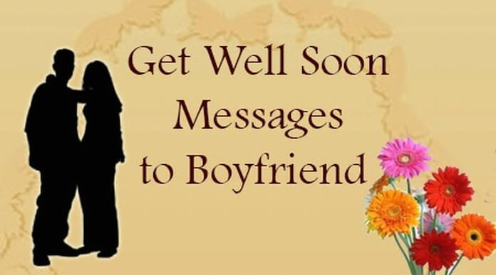 Get Well Soon Message Boyfriend