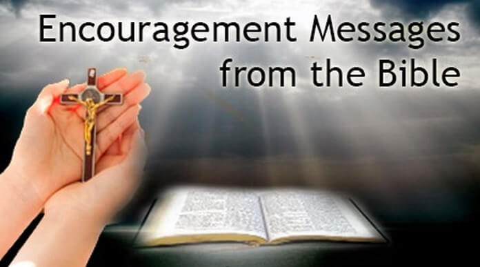 Encouragement Messages from the Bible