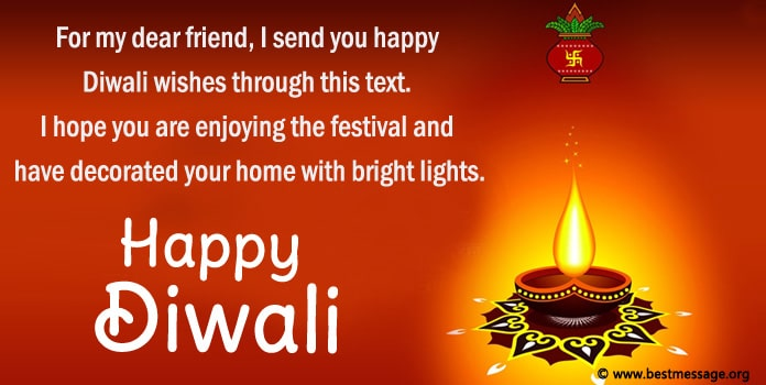 Happy Diwali Wishes Messages Image