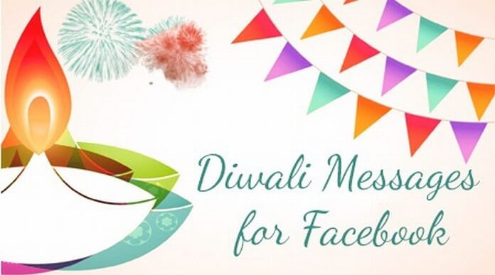 nice diwali messages for facebook