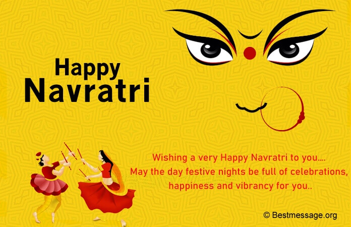 Navratri 2021 Wishes Image, Navratri Greetings Messages