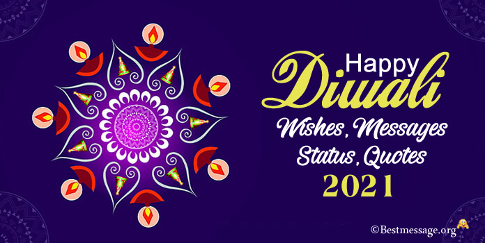 Happy Diwali Messages - Diwali Wishes