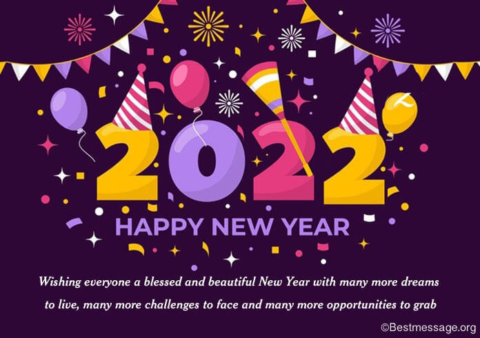 New Year Whatsapp Status, New Year Whatsapp Messages 2021