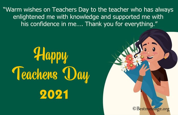 Teachers Day Wishes Cards Messages Image
