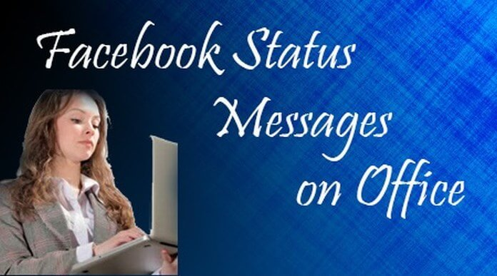 Facebook Status Messages on Office