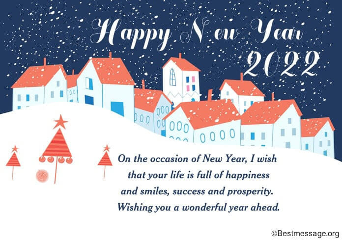 happy new year 2021 wishes, New year Messages Image