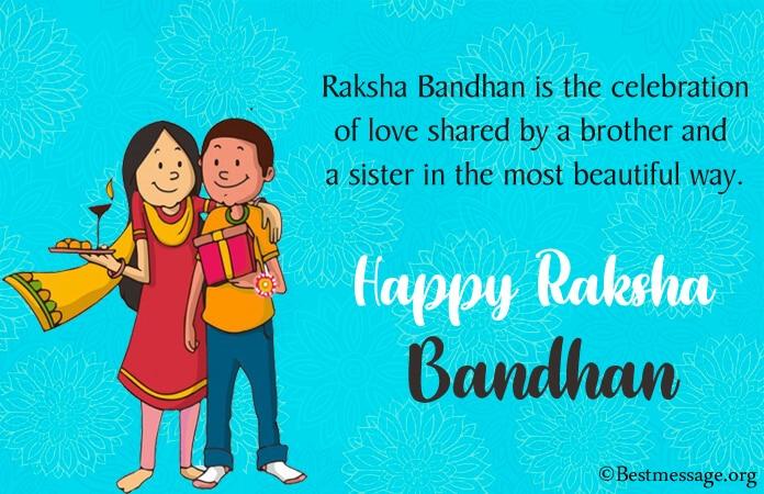 Happy Raksha Bandhan 2021, Rakhi Wishes, Rakhi Messages