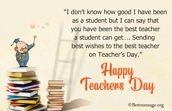 Happy Teachers Day Messages, Wishes 2021