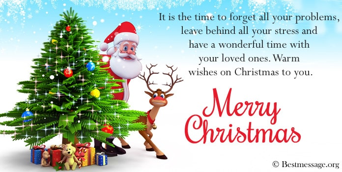 Christmas Messages, christmas wishes