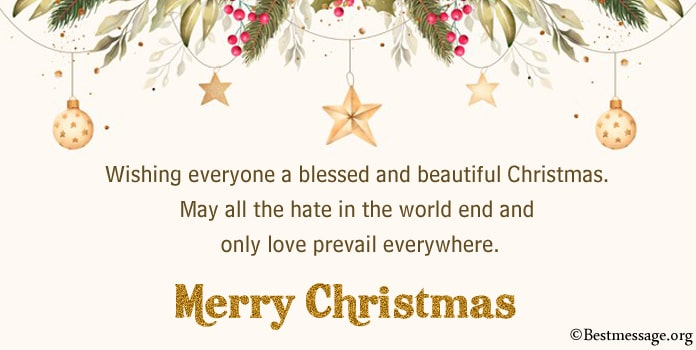Christmas Whatsapp Status, Christmas Whatsapp Messages Image