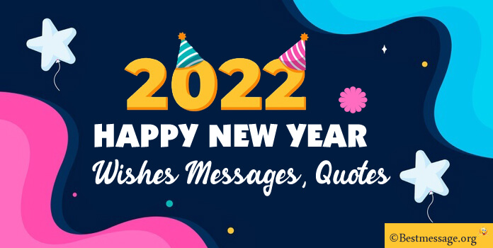Happy New Year Wishes Quotes And Messages For 2021