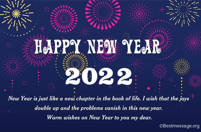New Year Wishes Greetings, New year 2021 Messages