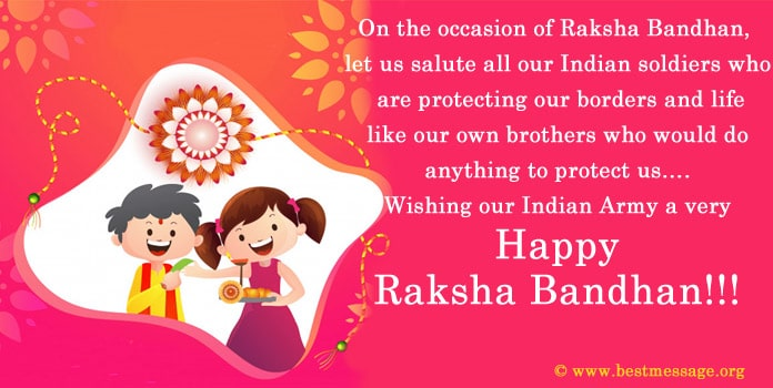 Raksha Bandhan Greeting Messages