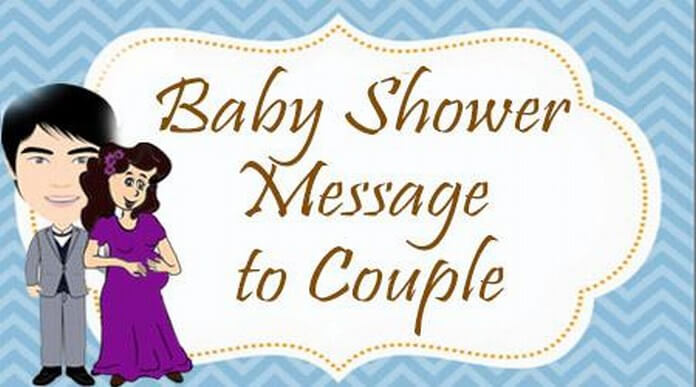 Baby Shower Messages to Couple