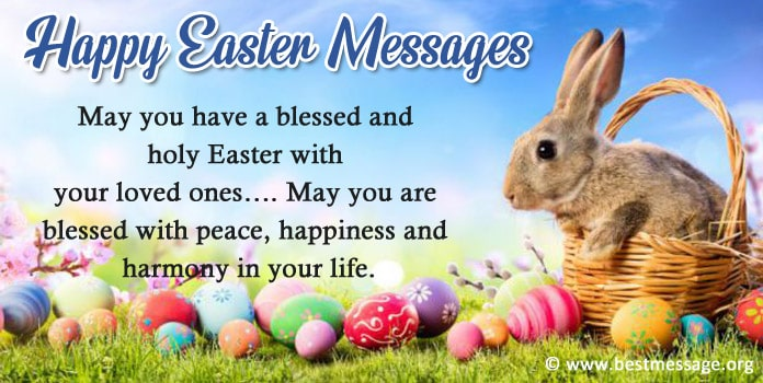 Easter Messages Images