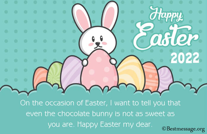 Happy Easter Messages, Easter Wishes 2021 Images