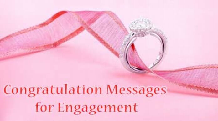 Congratulation Messages for Engagement