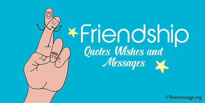 friendship messages Sample