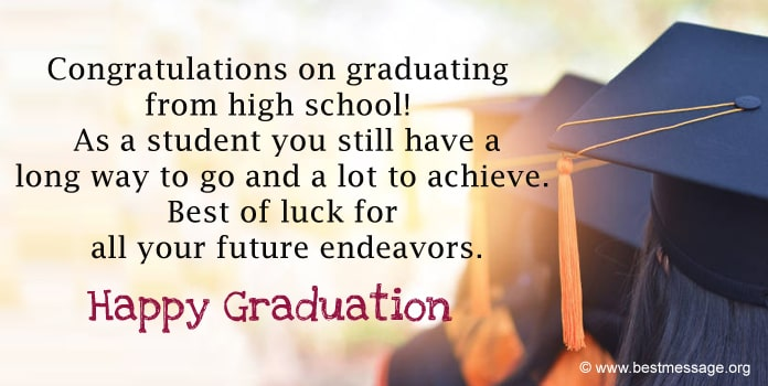 Graduation Messages, Graduation wishes images