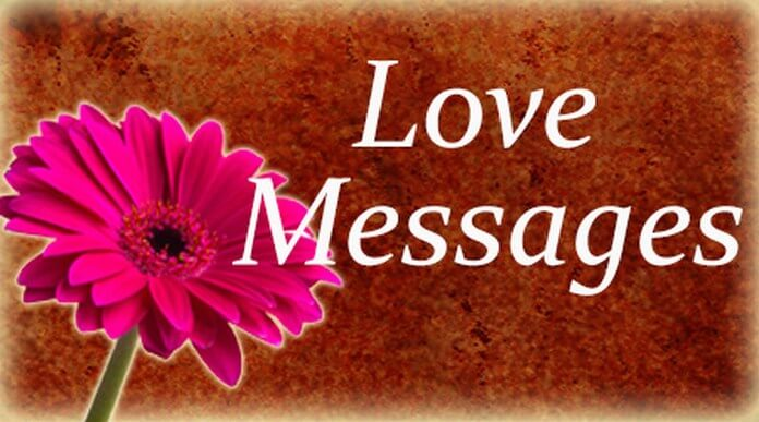 Sweet Romantic Love Messages
