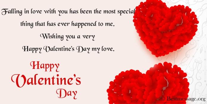 Happy Valentine's Day Messages - Valentine Wishes Image