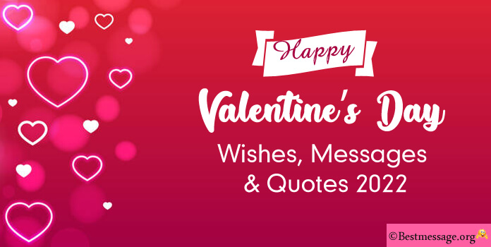 Valentine Messages Sample