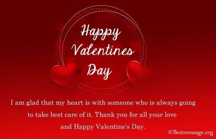 Valentines Day Messages, Valentine Day Best Wishes Image