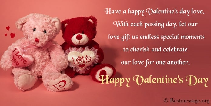 Valentine's Day Messages Image, Greetings